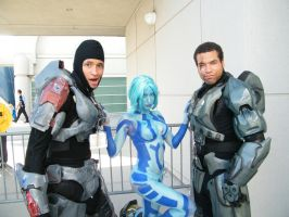 halo cosplay SDCC by solo-knight6