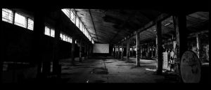 industrial projection by tsiapas