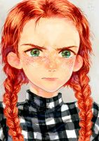Anne of Green Gables by Edlidi