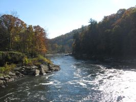 Ohiopyle 03 by CotyStock