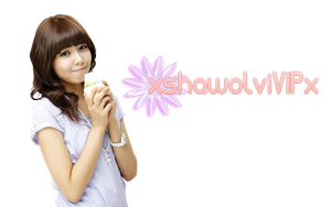 Girls Generation Sooyoung render by xshawolviVIPx