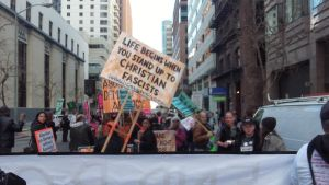 Occupy - Women's Day (SF) by Phant0mQueen