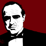 The Godfather by UnhollyRedRum