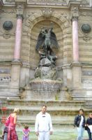 st.michelle fountain by Die-Rose