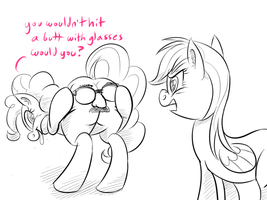 No Butts by khorme