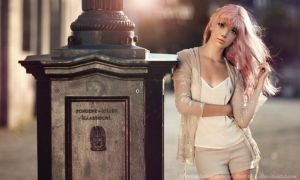 Serah Farron-Roaming around Wallpaper by Scott13-2
