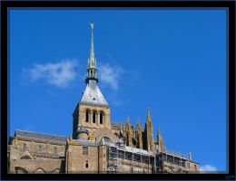 Mont Saint-Michel - 4 by J-Y-M