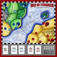 War on Terrorism by Vicotnic
