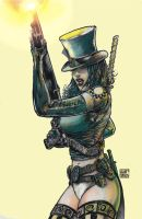 Madder Hatter by blairsmith