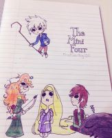The Big(Mini) Four by FrostSentry150