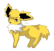 Jolteon by CoolUmbreon