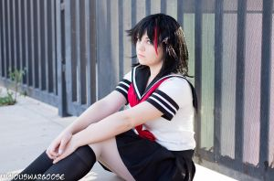 klk: manipulated to act by the book by lulukohime