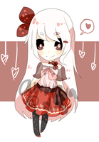 [OTA] Valentine themed adopt #2 -CLOSED- by aririzia