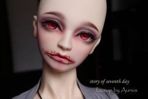 Face up51 by ymglq