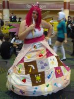 Megacon '12: Cupcakes Pinkamena Diane Pie by NaturesRose