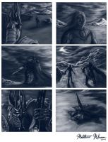 Arthas Storyboard 3 by Kanaru92