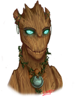 F!Treant by SoftlyVoiced