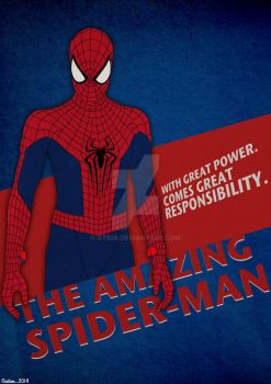 The Amazing Spider-Man by GTR26