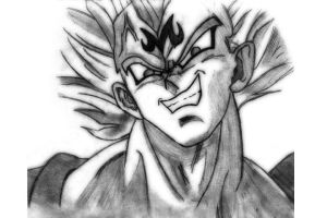 Magin Vegeta by bennystyle