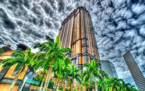 Parkview Square in HDR by bluetears76