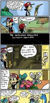 NCLG-- Christmas Special by pettyartist