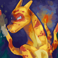 pokeddex day 10 - fire by catfarts