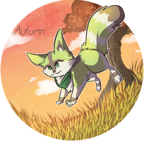 Smoshen Contest Entry - Autumn by Malisu