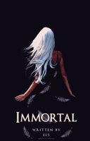 Immortal - Wattpad Cover by searthix