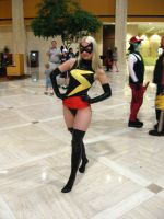 AWA XVI: Ms. Marvel by vincent-h-nguyen