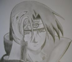 Itachi by TheMoveDragenda
