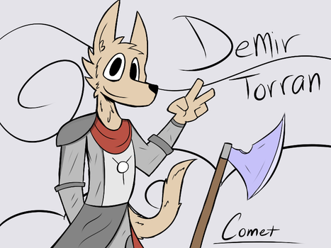 Demir Torran by CometMcfly
