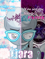 MLP - Two Sides of Silver Spoon  by Nikkihihi