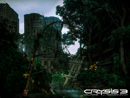 Crysis-3-Panorama-by-PeriodsofLife- 65 by PeriodsofLife