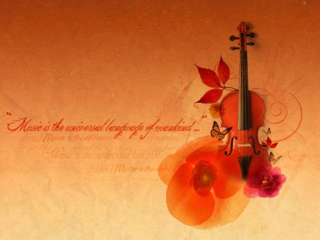 Music is ..... by Greenma