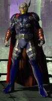 Thor (DC Universe Online) by comix-fan