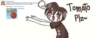 Tomato plz APH by Coyoteclaw11