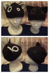 VesteNeko Black Hats by VesteNotus