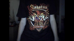New Sabaton T-Shirt by causeisaidso123