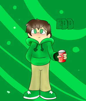 edd gould (1988-2012) by MaguiMlpPaintPink