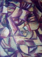 Cubist approach of Thai model by Dreee