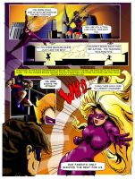 Optmystical Man: The Death of the Optimist Page 1 by montalvo-mike