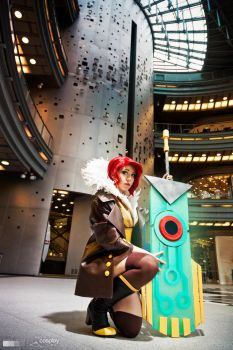 Transistor: They're after you! by Kairisia