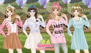 Sweet Hair Bands (All devices makeover game) by loligames