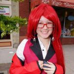 Grell Sutcliffe by Fainting-Ostrich