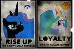 New Lunar Republic vs. The Solar Empire by DatBrass