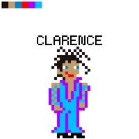 Code Monkeys' Clarence by CHAELMI