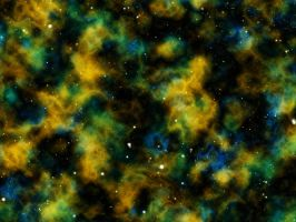 Final Frontier Abstract by CL-Stock