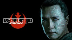 Rogue One Wallpaper (Chirrut Imwe) by Spirit--Of-Adventure