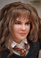 Hermione repaint by mary-vassilieva