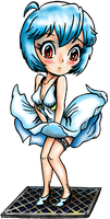 chibi-Rei by Lord--Opal